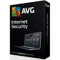 AVG Internet security (3user) Tajori