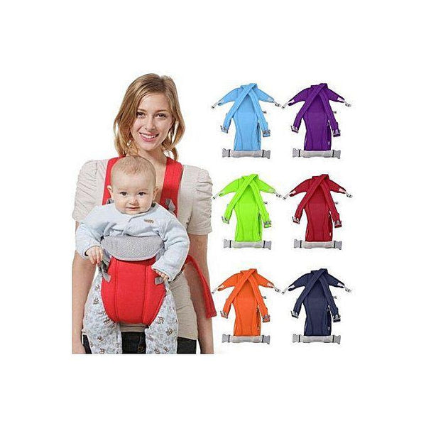 Baby Carrier With Sling Wrap Tajori