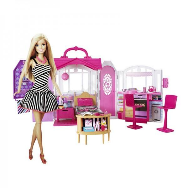 Barbie Glam Gateway House Tajori