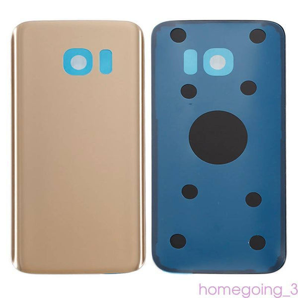 Battery Back Case For Samsung Galaxy S6 Edge - Gold Tajori