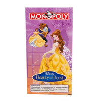 Beauty And The Beast Monopoly Learning Toy Tajori