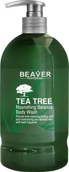 Beaver Professional Tea Tree Body Wash 600ML Tajori