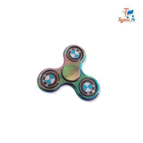 BMW Tri Fidget Spinner Multicolor Tajori