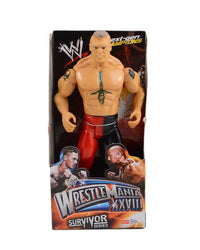 Brock - Wrestle Mania Figure Toy - 6 Inch Tajori