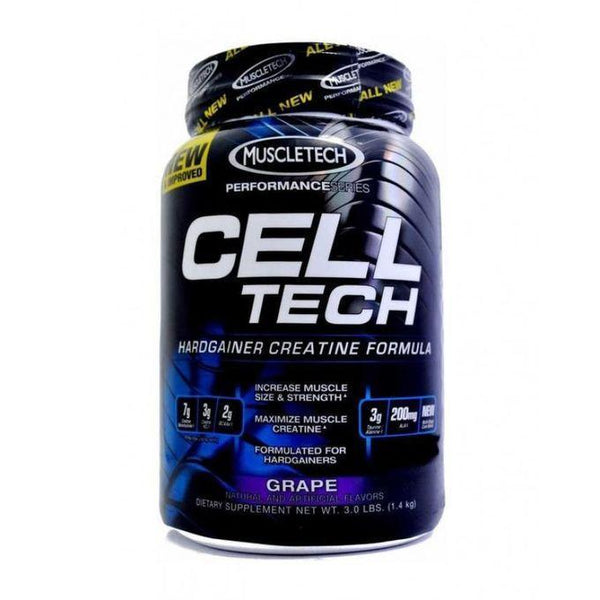 Cell Tech - 3lbs - Grape Flavour Tajori