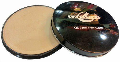 Christine Oil Free Pan Cake Base Beige II - 13 Tajori