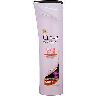 Clear Scalp & Hair Active Damage Resist Nourishing Shampoo 381 ML Tajori