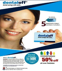 DentalOff  Membership Card Tajori