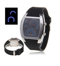 Dot Matrix Led Watch Tajori