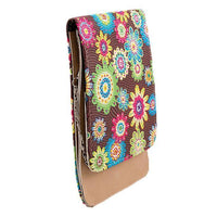 Elegant Floral Clutch for Women with Long Chain Tajori
