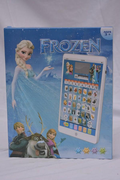 Frozen Learning Pad Tajori