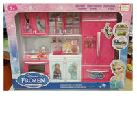 Frozen Modern Doll Kitchen Tajori