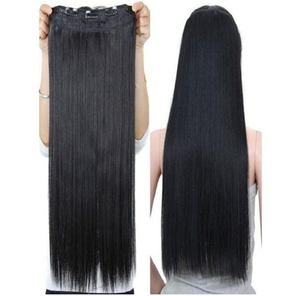 Hair Extensions - Natural Black Tajori