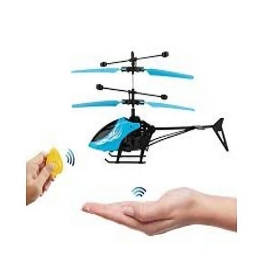 Hand Suspension Infrared Flying Induction Helicopter Toy Tajori