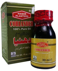 Haque Planters Coriander Oil 30 ML Tajori