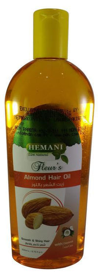 Hemani Almond Hair Oil Tajori