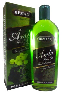 Hemani Amla Green Hair Oil 200ml Tajori