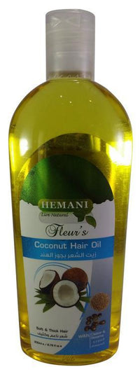 Hemani Coconut Soft & Thick Hair Oil Tajori