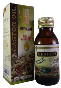 Hemani Herbal Castor Oil 60ml Tajori