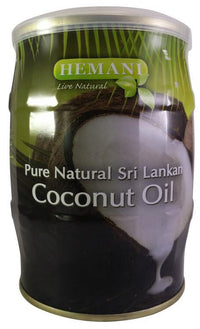Hemani Pure Natural Sri lankan Coconut Oil 400 ML Tajori