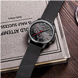 High Quality Stainless Steel Quartz Sport Wrist Original Watch Tajori