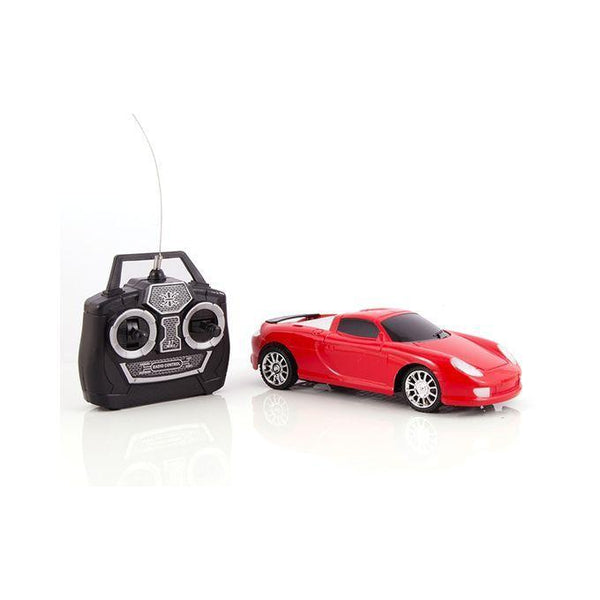 High Speed Remote Control Car – Red Tajori
