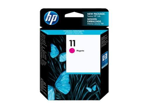 HP CARTRIDGE 11 C4838A MAGENTA FOR INKJET PRINTER Tajori