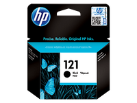 HP CARTRIDGE 121 BLACK Tajori