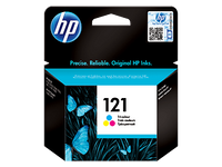 HP CARTRIDGE 121 CC643HE COLOR FOR INKJET PRINTER Tajori