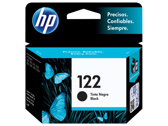 HP CARTRIDGE 122 CH561HE BLACK FOR INKJET PRINTER Tajori