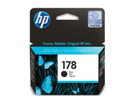 HP CARTRIDGE 178 CB316HE BLACK FOR INKJET PRINTER Tajori