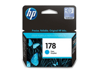 HP CARTRIDGE 178 CB318HE CYAN FOR INKJET PRINTER Tajori