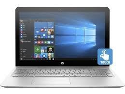 "HP ENVY 15-AS104 Laptop CORE I5 7200 15.6"" LED Display 1TB+128 SSD silver Tajori"