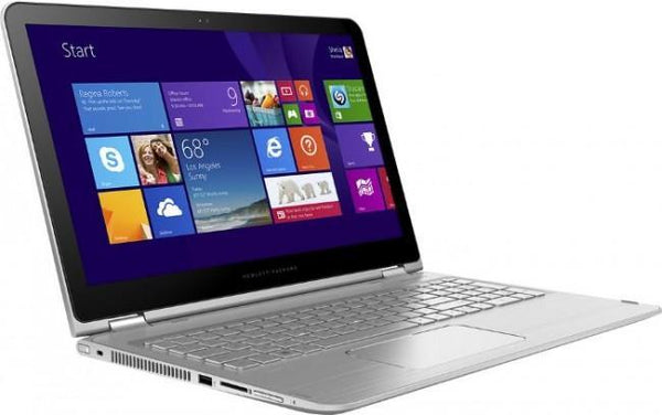 "HP ENVY 15-AS105 Laptop CORE I7 7500 15.6"" LED Display 1TB+128 SSD silver Tajori"