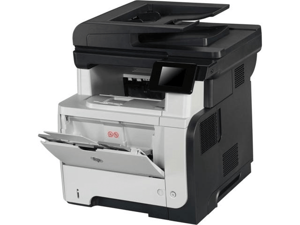HP LASERJET BLACK & WHITE ALL IN ONE PRINTER M521DN Tajori