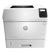 HP LASERJET BLACK & WHITE PRINTER ENT M604N Tajori