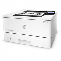 HP LASERJET BLACK & WHITE PRINTER M402D Tajori