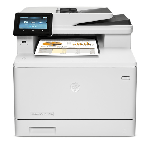 HP LASERJET COLOR ALL IN ONE PRINTER M477FDW Tajori