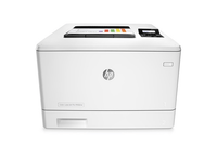 HP LASERJET COLOR PRINTER M452NW Tajori