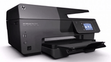 HP OFFICEJET BLACK & WHITE ALL IN ONE PRINTER 6830 Tajori