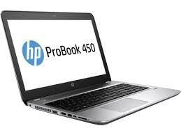 "HP PRO BOOK 450(G4) Laptop CORE I7 7500 15.6"" LED Display Tajori"