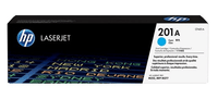 HP TONER 201A CF401A CYAN FOR LASERJET PRINTER Tajori