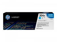 HP TONER 304A CC531A CYAN FOR LASERJET PRINTER Tajori