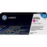 HP TONER 650A CE273A MAGENTA FOR LASERJET PRINTER Tajori