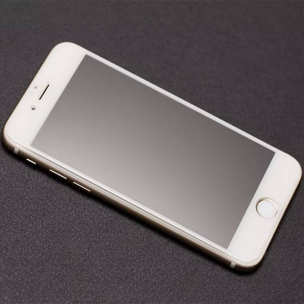 low priced ad4d9 00bdc Iphone 6 Plus/6s Plus Matte Glass Screen Protector - White