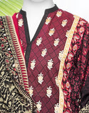 Junaid Jamshed Ladies Stitched Collection JLAWN-S-18-012/S Furbish Tajori