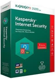 kaspersky internet security (4user) Tajori