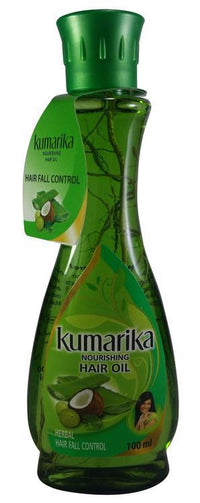 Kumarika Herbal Hair Fall Control Hair Oil 100ML (With Roots) Tajori