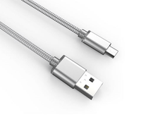 LDNIO LS 17 Fast Charge Micro USB Cable for Android - 2 Meter Tajori