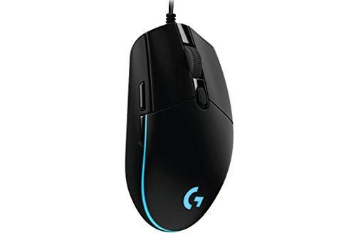 Logitech G203 Prodigy Wired Gaming Mouse, Black  Tajori